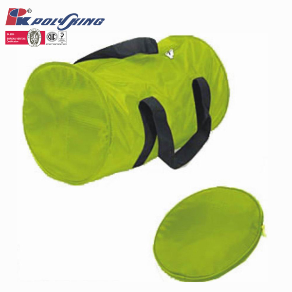 Foldable sports bag
